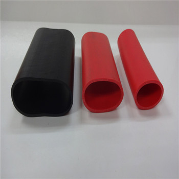 PVC raw material pipe for machine 50meter one roll smooth surface