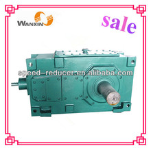 B series helical reduction gear box for filter presses