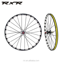 RXR RX-233 MTB Straight Pull spoke wheel carbon fiber hub 5 bearing Disc brake mountion bicycle wheel