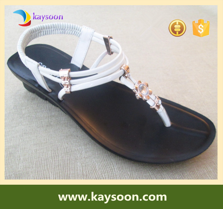 Specialized Famous Hot Sales Leather Sandal