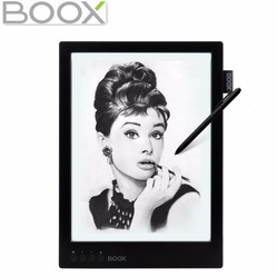 Hot sales 13.3 inch big size screen ebook reader Onyx Boox Max Carta paper like handwriting