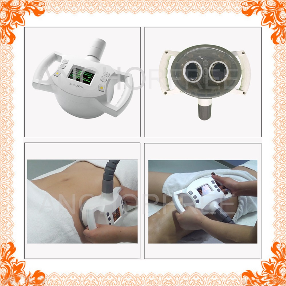 Cavitation Vacuum Liposuction Laser RF Massage Body Slim Machine