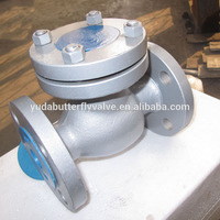 H44H swing check valve with small size DN32