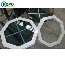 Customize australia standard as2047 fix octagon windows with grill design