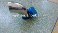 Manufactory blue plastic pipe protective covers plug