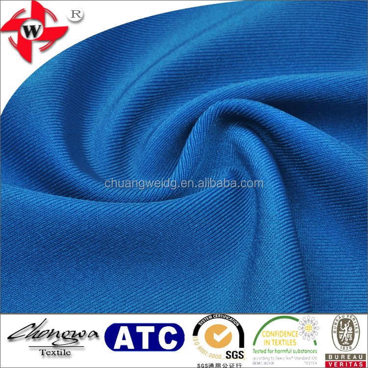 Chuangwei Textile- 4 way stretch Shiny Lycra Nylon Fabric for Bathing Suit