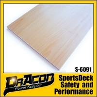 8mm Basketball Floor PVC Sports Flooring