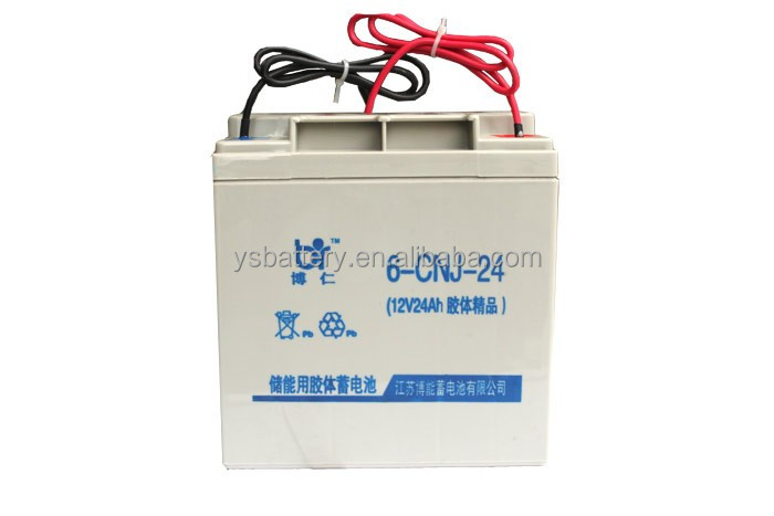 12V 24AH Lead Acid Long Life Battery Deep cycle storage Battery