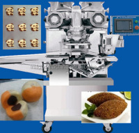 High Quality Cheap Commercial Fortune Biscuit/ mooncake /cookie/frozen foods Encrusting machinery