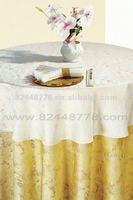 hotel quality cotton tablecloth