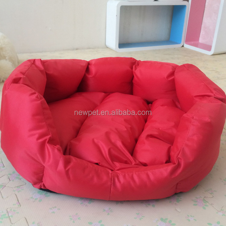 Processing customized fashion design colorful pet bed fruit dog beds