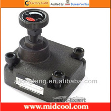 hydraulic flow control valve of SRG,SRCG