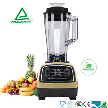 Kitchen appliances 2000W big power blenders Mixer Grinder Juicer 2.5L heavy duty commercial blender