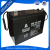 maintenance free rechargeable 12V 90Ah best solar cell price