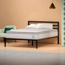 13inch Foam Eurotop Spring Coil Tatami Bed Bug Proof And Waterproof Mattress Cover