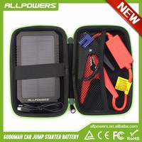 Allpowers car emergency battery jump starter and rechargeable external device portable mobile power bank charger.