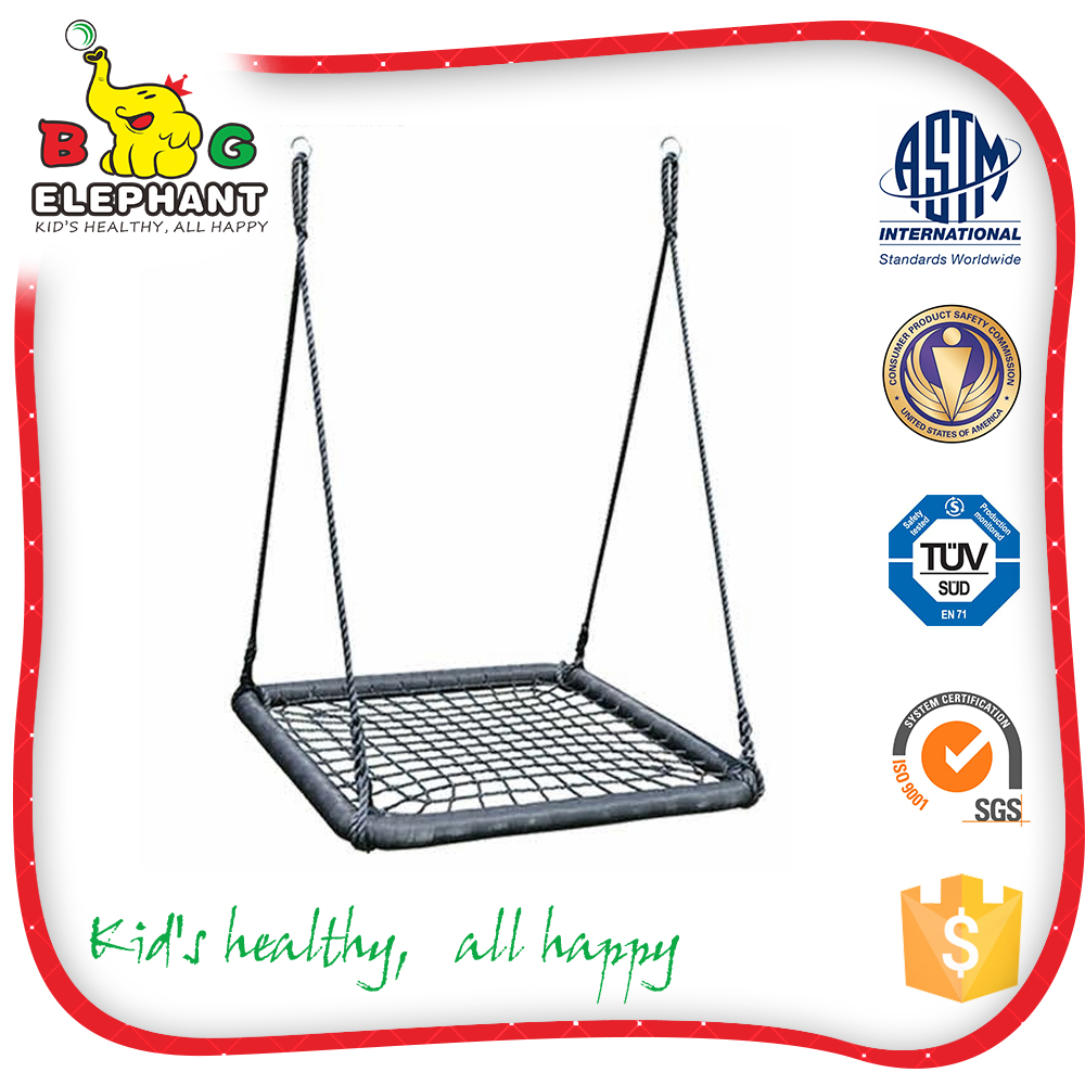 Hot Selling Popular Square Nest Heavy Duty Tree Swing