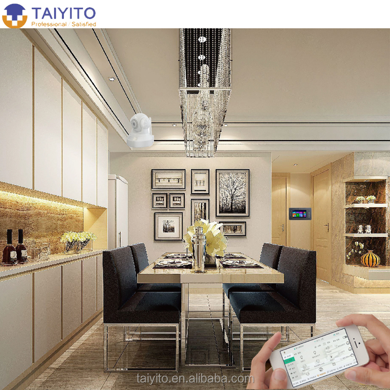home automation/ smart home system/smart wireless remote control your house internet of things home automation system