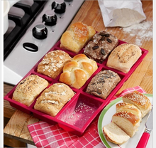 Silicone Baking Tray/Silicone loaf pans/Silicone bread form