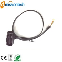 auto OBD2 connector wire harness and cable assembly