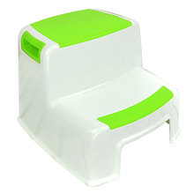 Anti-slip Environmental Plastic Stackable Baby Step Stool for Toddlers & Kids