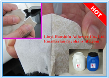 environmental water-based wallpaper adhesives/wall paper glue made in Linyi