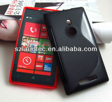 new arrival phone case for Nokia Lumia 925,tpu case for Nokia 925