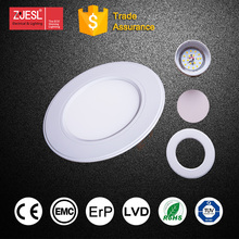 6 watts 3inchs CCT 3000K Aluminum material Led Down Light For Office