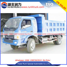 Foton Forland Small Light Dump Truck 5Tons Tipper Trucks Manufactuer For Sales