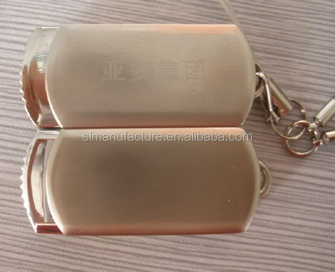 Metal usb flash drive bottle opener cute design bulk 2gb usb flash drives