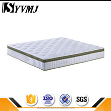Professional used rebonded foam mattress manufactured in China
