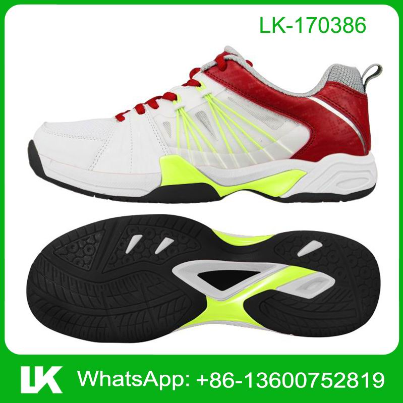 New top quality hot selling colorful badminton tennis sports shoes