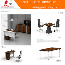 hot product melamine office chinese writing desk computer desk