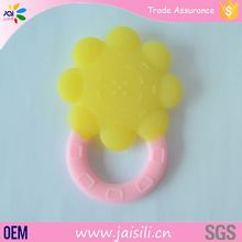 new design colorful design OEM packing teether fruity tooty bright colors