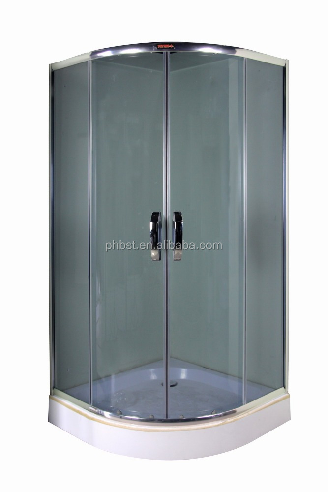cabine de douche quadrant shower tray