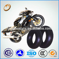 wholesale motocross natural or butyl rubber tire tube from china 2.50-18 motorcycles tyre tube inner tube 18
