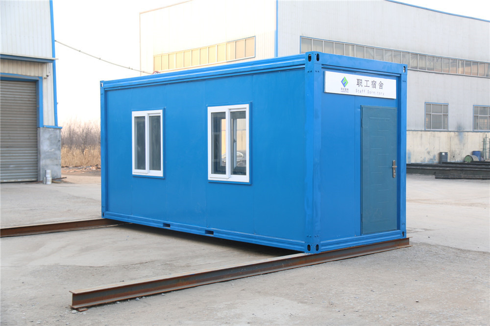 customized economic widely Trade Assurance 20ft shop container hosue