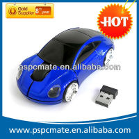 New design wireless mouse computer 2.4g wireless mouse car shaped