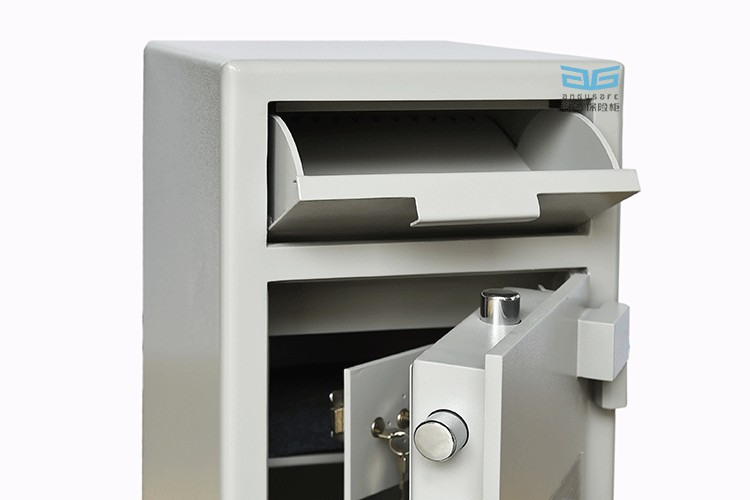 FH-2714CILK Front loading hopper depository drop safe