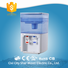 Hot and Cold Table Top Water Filter Dispenser