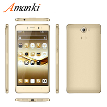 2017 Smartphone Unlocked MTK6580 Fingerprint Ram 1GB Rom 8GB Techno Cell Phone
