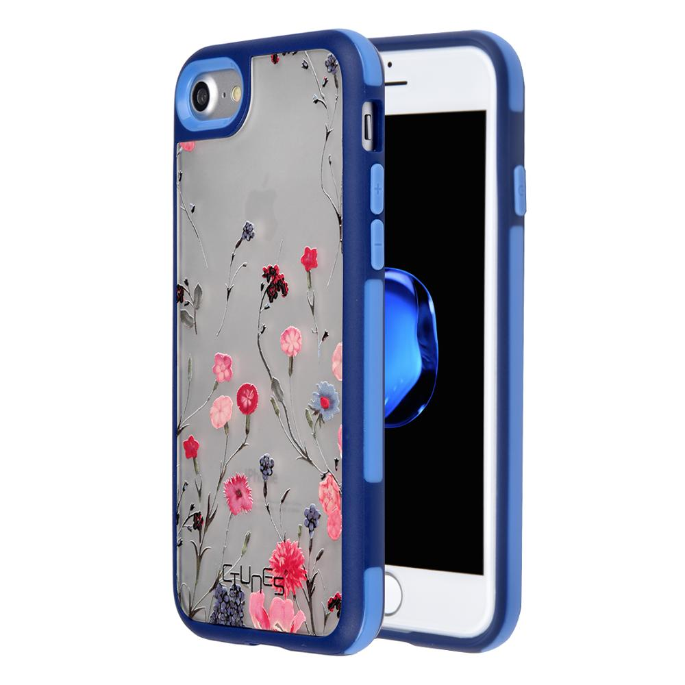 For iphone Phone Cases ,New Design Mobile Phone Case Interchangeable Hard Back Plate Soft TPU Bumper Cover For iPhone 8
