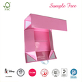 Folding Packaging Paper Box with Handle