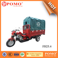 Strong Cargo Box Gasoline Aire Cooling 200CC Three Wheel Tricycle