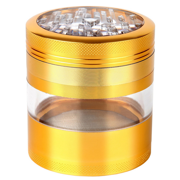 Large Spice Tobacco Herb Weed Smoking Grinder