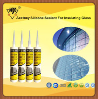 Acetoxy Silicone Sealant For Insulating Glass