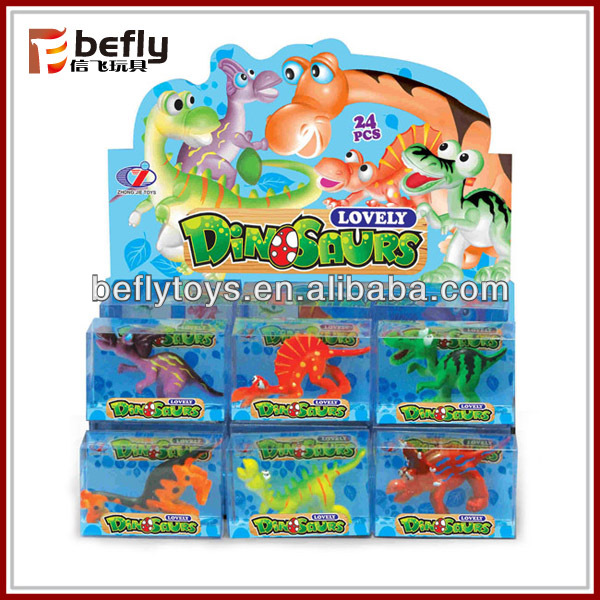 Colorful cartoon new dinosaur toys for 2015