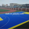 excellent stability and shock absorption colleage basketball ground flooring