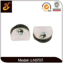 Zinc Alloy Furniture Hardware Glass Mounting Clamp