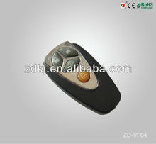 wireless remote controlled vibrating bullet ZD-VF04